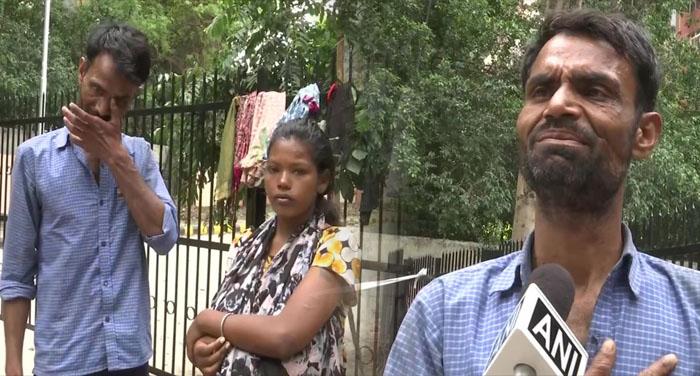 लॉकडाउन: एक शख्स गर्भवती पत्नी के साथ सड़कों पर रहने के लिए हुआ मजबूर, रहना पड़ रहा है भूखा