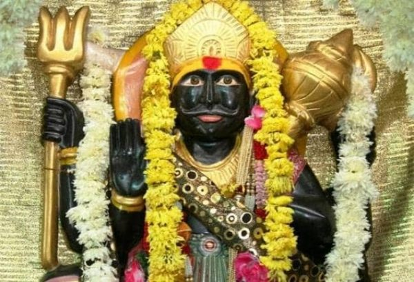 शनि मंदिर, तिरुनल्लर | Shani Temple, Tirunallar